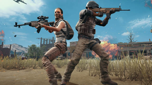 Photo of PUBG's limited time War Mode disabled due to server issues