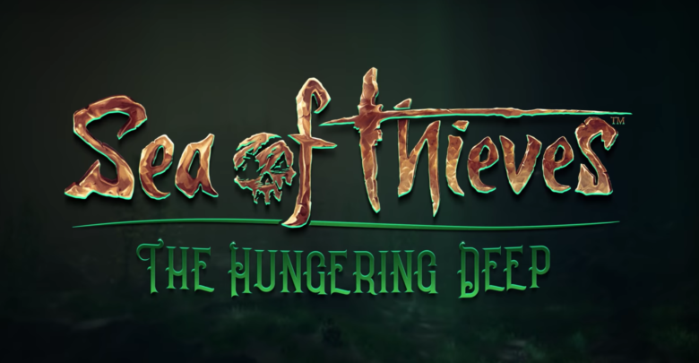 Photo of The Hungering Deep is the first expansion for Sea Of Thieves