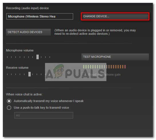 Fix: Steam voice chat not working - Appuals com