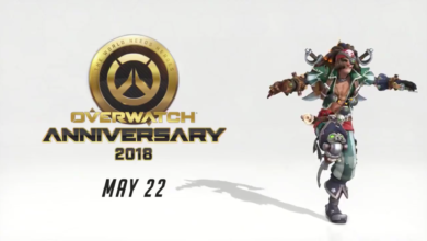 Photo of Second Overwatch Anniversary event brings ranked deathmatch and new cosmetics