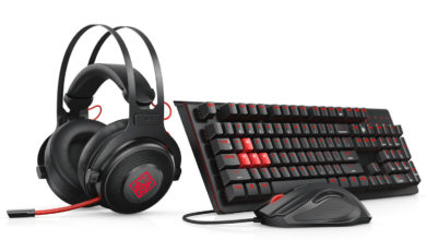 Photo of HP announces Omen 15 laptop and ear-cooling gaming headsets
