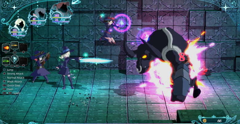 Photo of Little Witch Academia: Chamber of Time is here for you to play