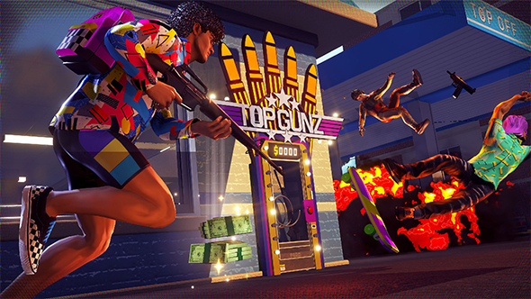 Photo of Radical Heights Update 2: Scanner gadget, improved bike handling and performance optimizations