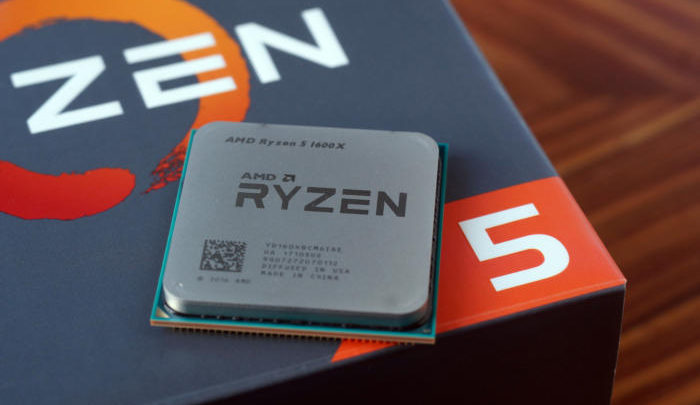 Photo of AMD Ryzen 5 2600H High End Mobile Gaming Chip With Vega 8 Graphics Spotted