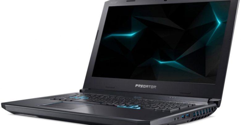 AMD RX Vega 56 Powered Acer Predator Helios 500