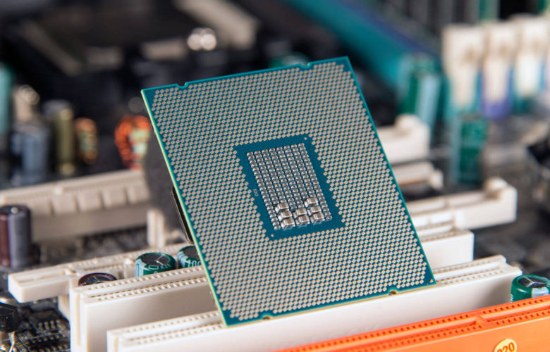 28 core CPU
