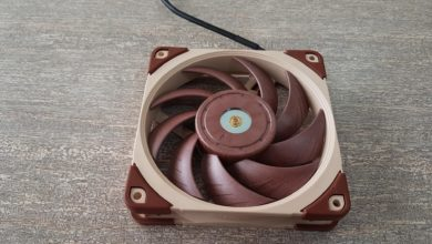 Photo of Noctua NF-A12x25 FLX Fan Review