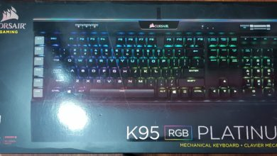 Photo of Corsair K95 RGB Platinum Review