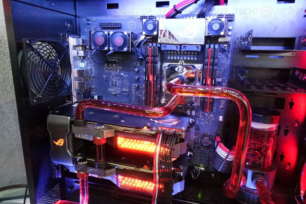 ASUS ROG DOMINUS Intel 28-core Cascade Lake-X CPU