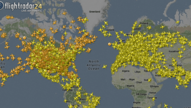 Photo of Flightradar24 Urges Some Users to Reset Passwords After News of Server Breach