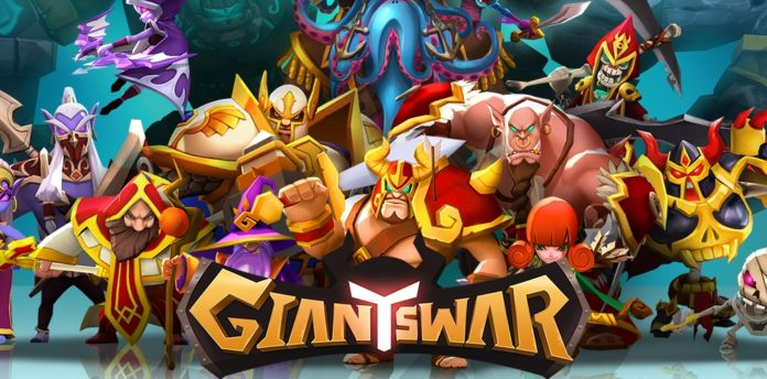 Photo of Giants War Released for Android and iOS