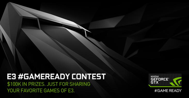 GameReady Contest E3 2018