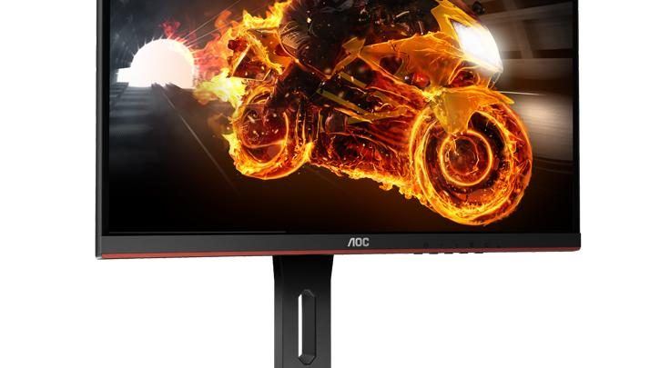 Photo of AOC Introduces its New Entry-Level Curved Moniters for Gamers The G1 Series