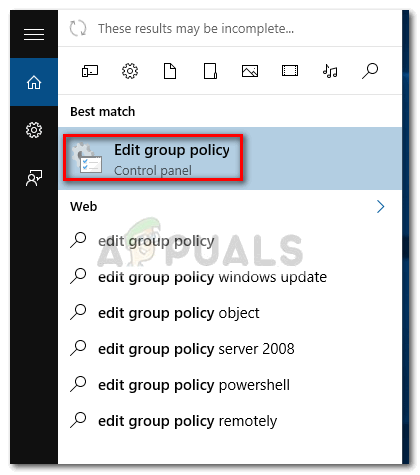 How to Open Local Group Policy Editor on Windows 10