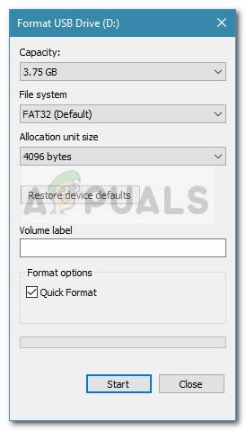 Fix: Please Insert the Last Disk of the Multi-Volume Set - Appuals com