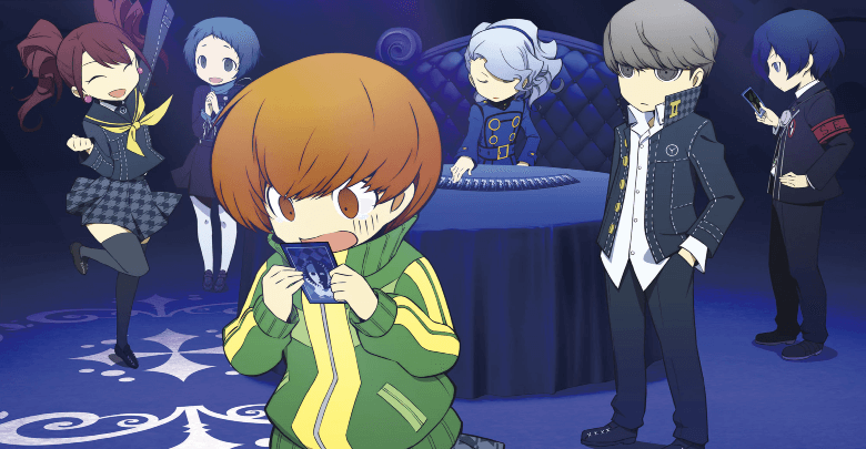 Photo of Gamers Most Excited About Persona Q2 says Japanese Industry Survey