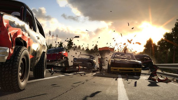 Photo of Wreckfest leaves early access on June 14th