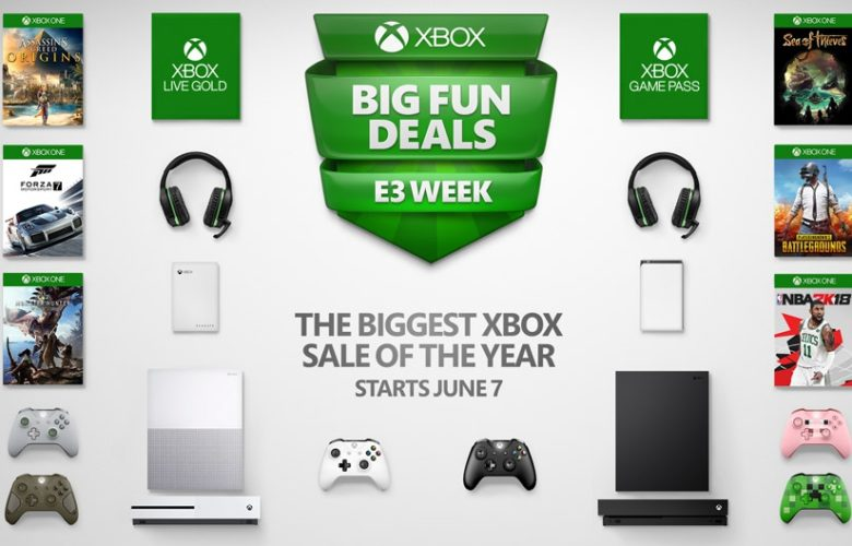 Xbox Sale Of The Year