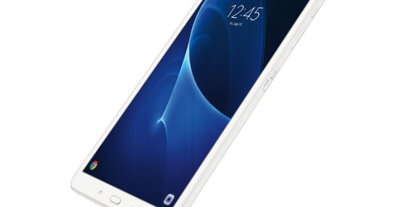 Photo of Galaxy Tab A with Android Oreo 8.1 and Snapdragon 430 appears on Geekbench