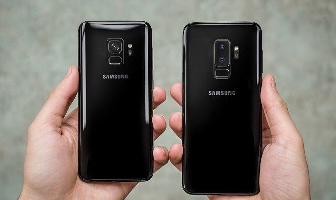 Photo of Qualcomm Shows an Early Prototype of Galaxy S10's Ultrasonic Fingerprint Reader