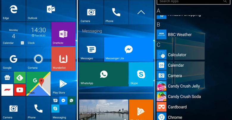 Photo of Android Launcher Similar to Windows Phone Receives an Update