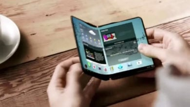 Photo of Foldable Displays From Samsung Are Coming As The Company Files Multiple Trademark Patents