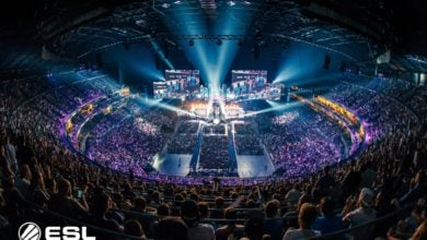 Photo of Counter Strike professionals compete in Cologne for 300,000$ with a live audience of 15,000 watching