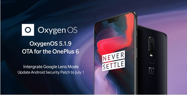 Photo of OxygenOS 5.1.9 brings Google Lens integration and DxOMark for OnePlus 6 Camera