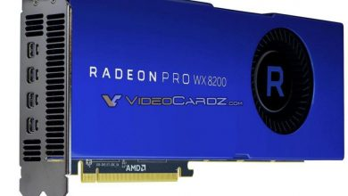 Photo of AMD Radeon Pro WX 8200 Is 16% Faster Than The Nvidia Quadro P5000 In Adobe Premier