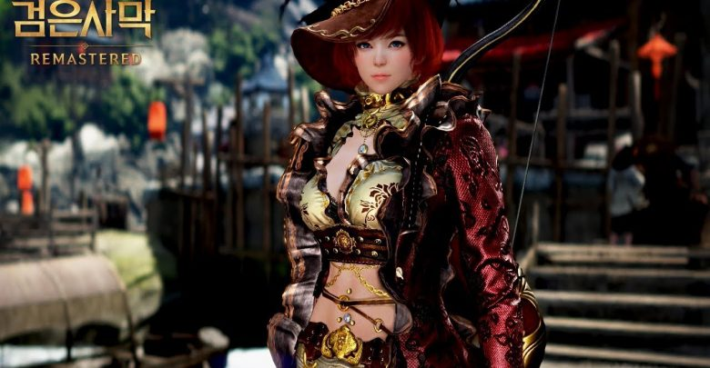 Photo of Black Desert: Remastered Updates Visuals and Audio, Releases August 23rd