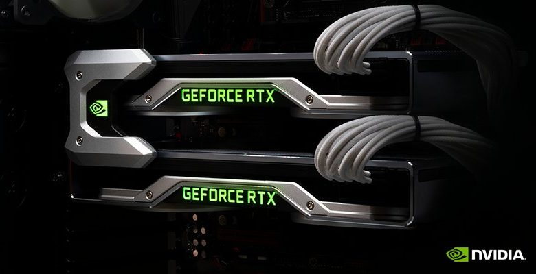 NVIDIA Announce the GeForce RTX 20 Series Launching in September
