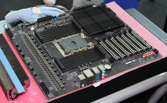 X599 chipset