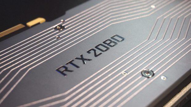 Nvidia RTX 2080 3DMark