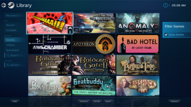 Photo of SteamPlay May Soon Allow Games to be Installed on Unsupported Operating Systems, Particularly Linux
