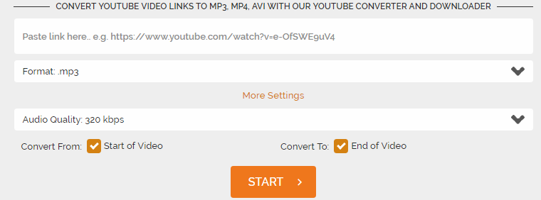 Why Converting YouTube to 320kbps MP3 is a Waste of Time