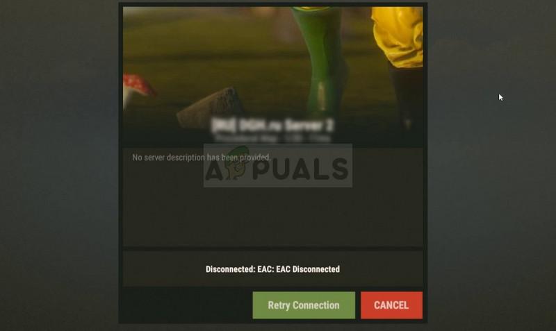 How To Fix Rust Eac Disconnected Error Appuals Com