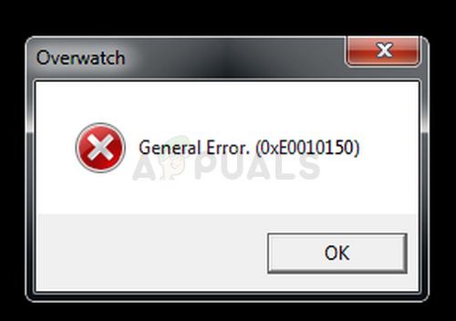 Overwatch General Error