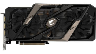 Photo of Gigabyte Teases It's Enthusiast Aorus RTX 2080 Card – To Come With 7 Display Connectors And Three 100mm RGB Enabled Fans