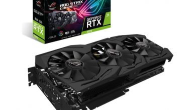 Photo of Asus Unviels 3 New Varients Of The Nvidia GeForce RTX 2070 Cards