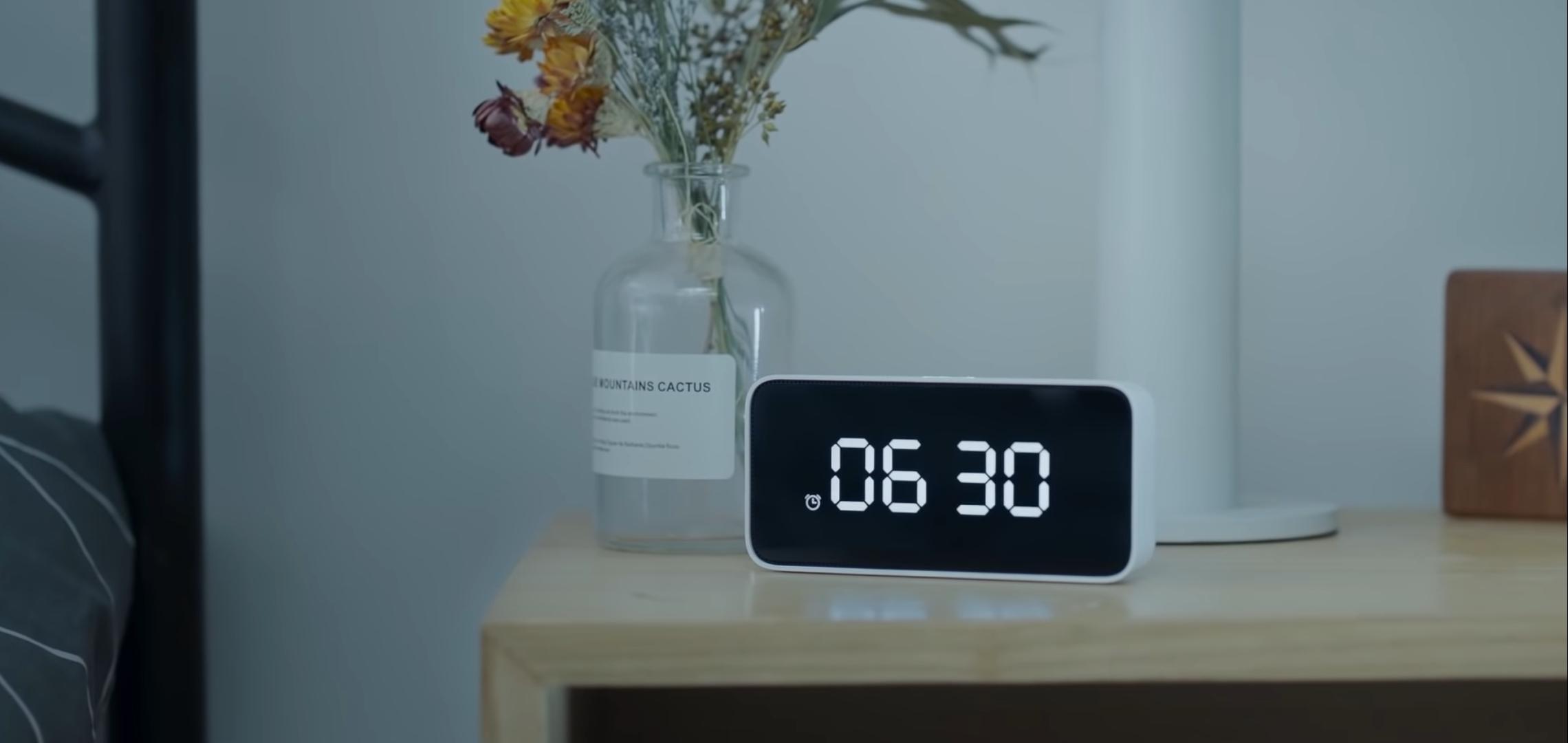 Mi Smart Alarm Clock