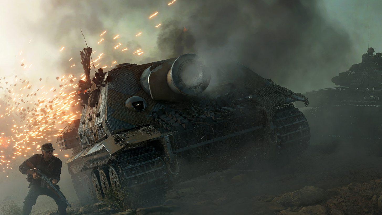 Battlefield 5 Open Beta