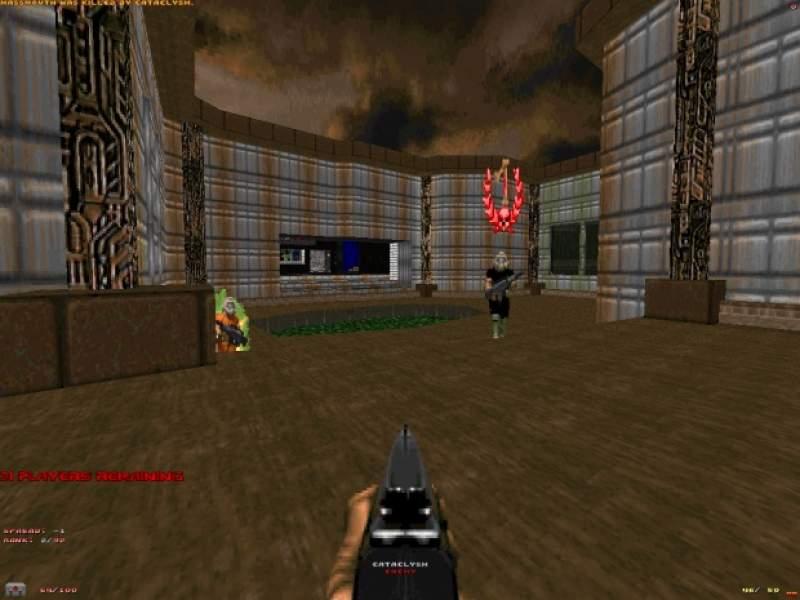 Doom Battle Royale