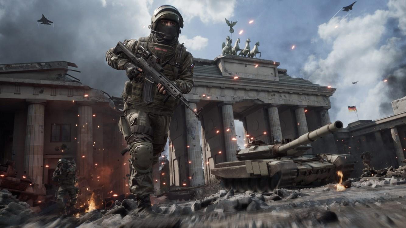 World War 3 FPS