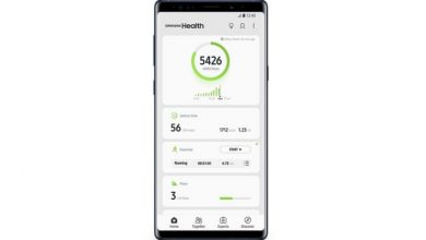 Photo of Samsung Health 6.0 offers updated health and fitness tools with a more personalized digital health forum