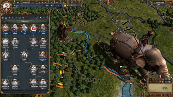 Photo of Europa Universalis IV Dharma Content Pack Out Now