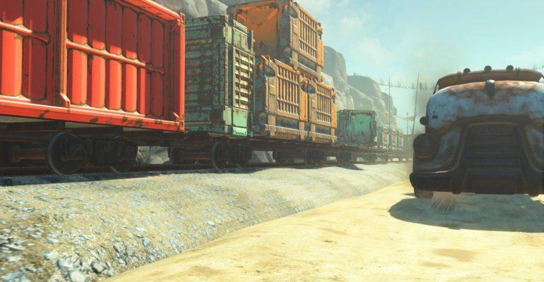 Fallout 4 Train Mod
