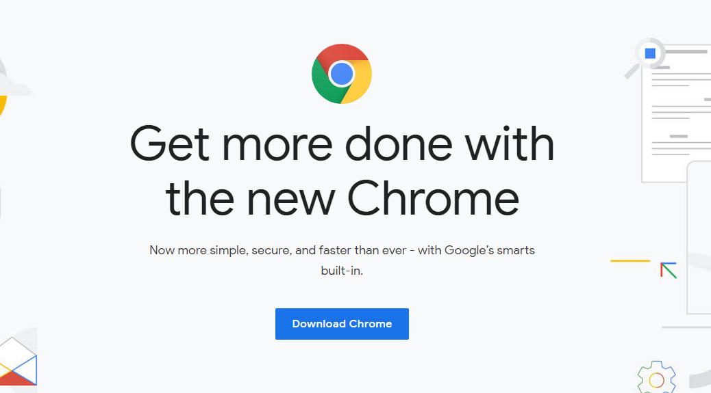 Herunterladen von Google Chrome unter Windows 10
