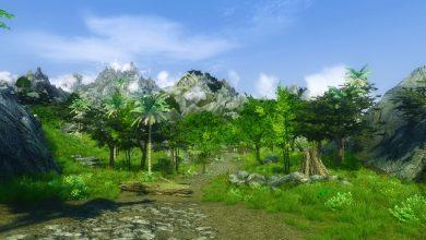 Project Rainforest Skyrim