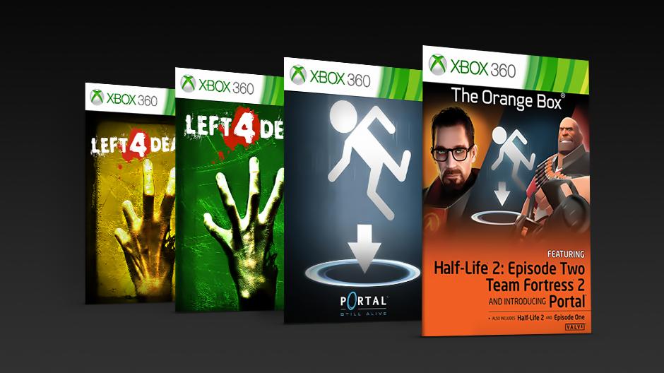Valve Xbox One X Enhanced