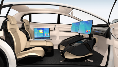 Photo of Apple Patent Reveals New Autonomous Vehicles Features for Battery Sharing